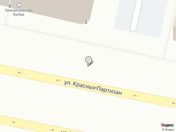 Вино 521 на карте Краснодара