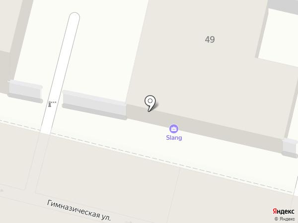 КМЗ Групп на карте Краснодара