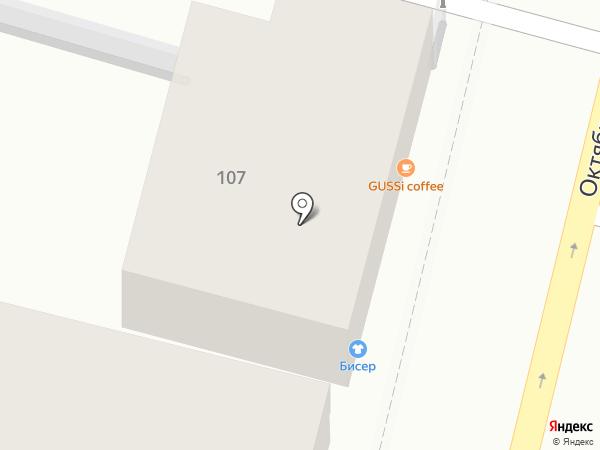 Oksana Mukha на карте Краснодара
