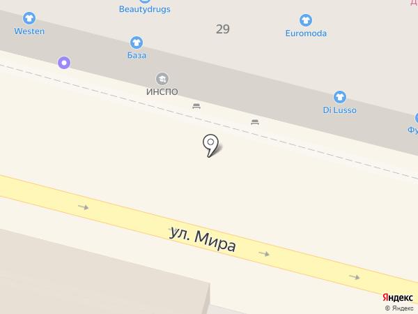 Di lusso на карте Краснодара