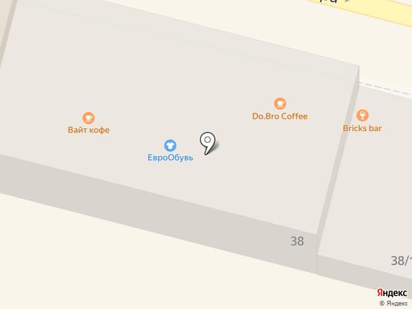 Empress на карте Краснодара