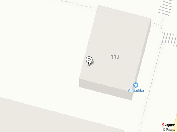 Venera на карте Краснодара