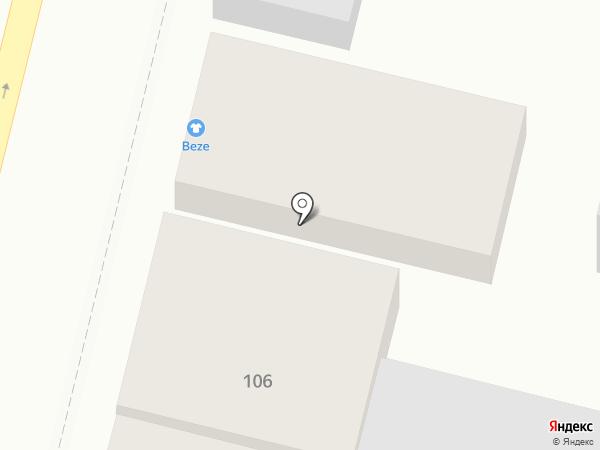 Mishel на карте Краснодара