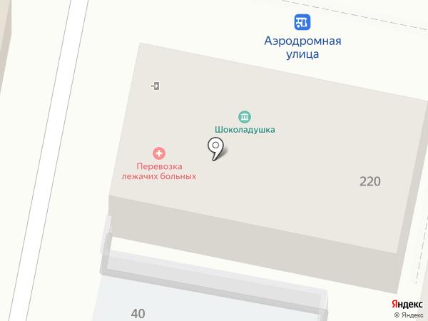 Varomsa на карте Краснодара