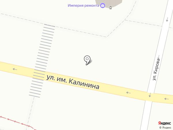 Юг на карте Краснодара