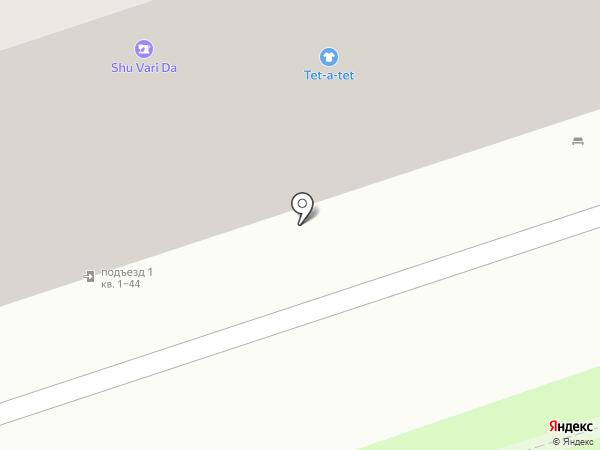 Natali M на карте Краснодара