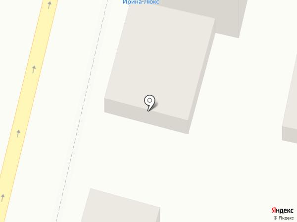 Азалия на карте Краснодара