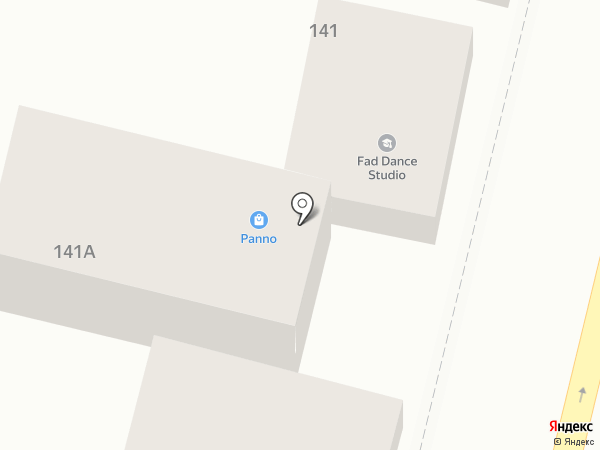 Novikka на карте Краснодара