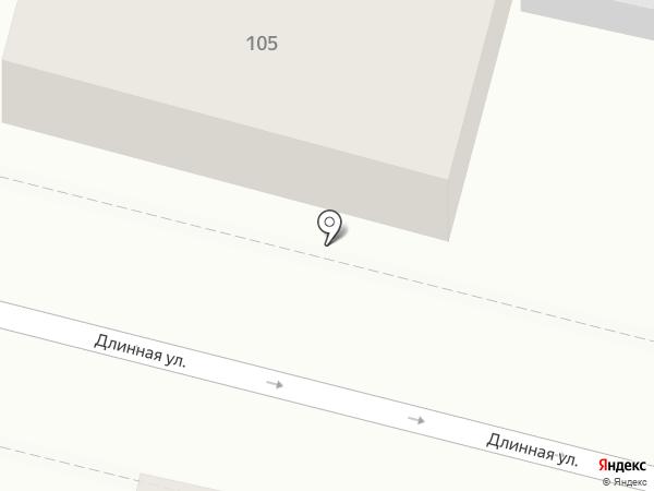 Церковь Иисуса Христа на карте Краснодара