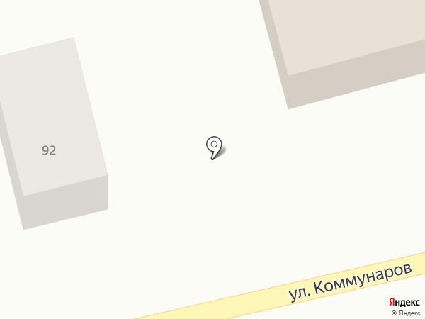 Happy Way на карте Новотитаровской