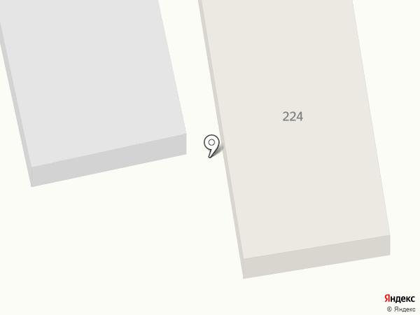 Шашлычный дворик на карте Новотитаровской