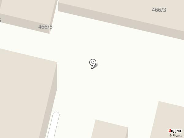 МобАкс на карте Краснодара