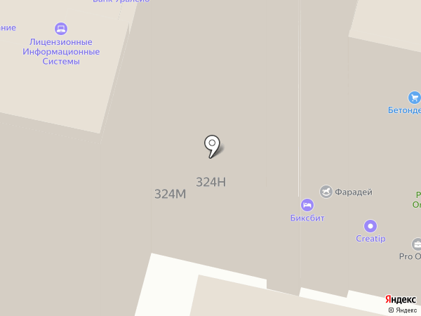 Амион-риэлт на карте Краснодара