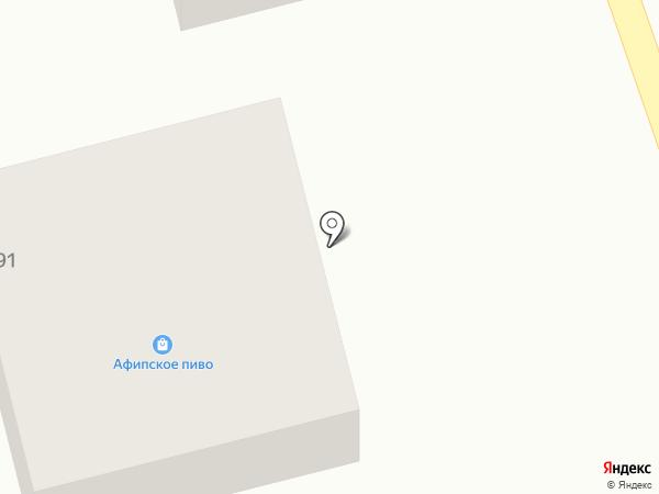 Агентство недвижимости на карте Новотитаровской
