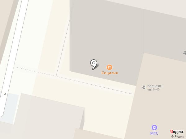 Банкомат, ОТП банк на карте Краснодара