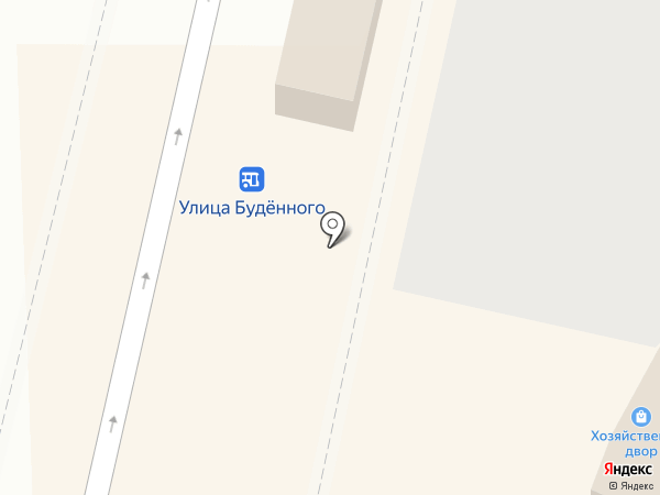 РосДеньги на карте Краснодара