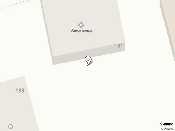 Центр социального обслуживания населения на карте Новотитаровской