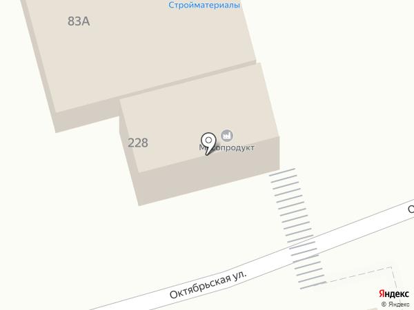 ВАШИ ДЕНЬГИ на карте Новотитаровской