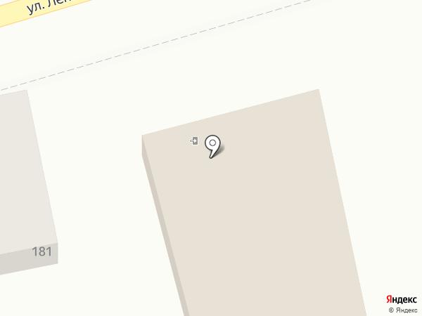 Dance house на карте Новотитаровской
