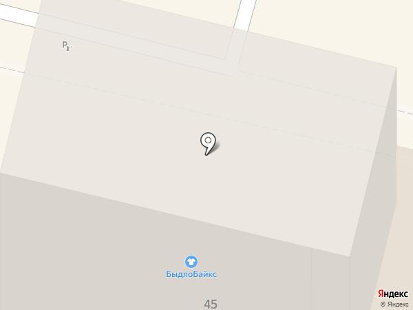 Gallery на карте Краснодара