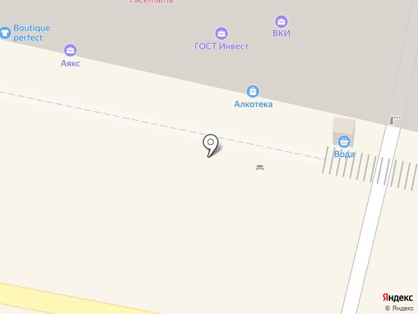Джи Эм Система на карте Краснодара