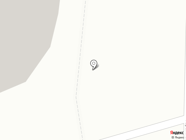 На Гаражной на карте Краснодара