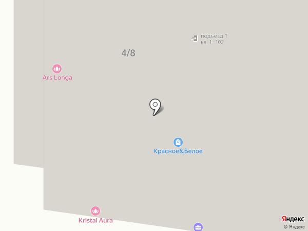 Анна-София Kristal Aura на карте Краснодара