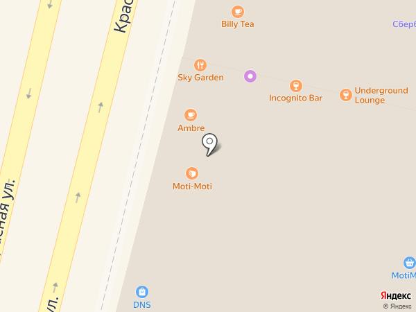 Планета Мастер на карте Краснодара