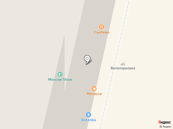 Melissa sweets shop на карте Краснодара