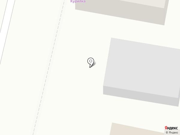 Дон Пион на карте Краснодара
