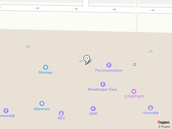 PoiskHome на карте Краснодара