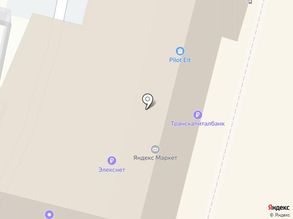 Мистер Чек на карте Краснодара
