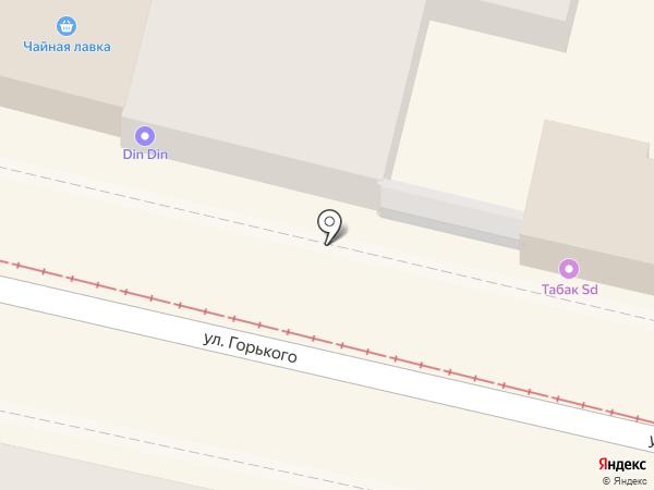 ТИРАЖ на карте Краснодара