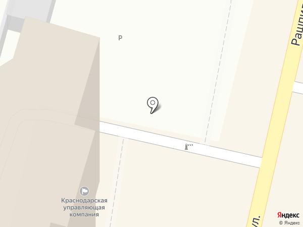 VikupAvto.pro на карте Краснодара
