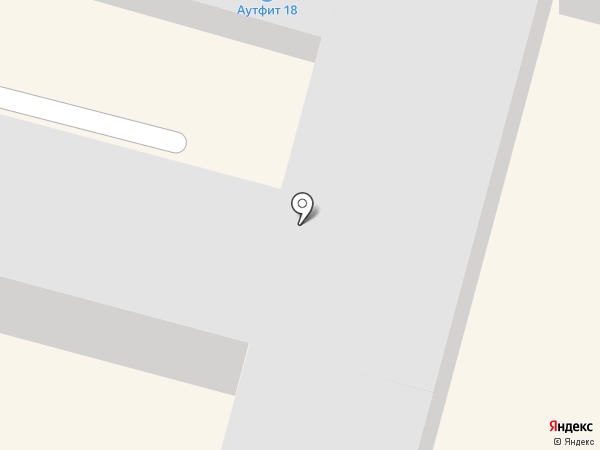 Игровое поле на карте Краснодара