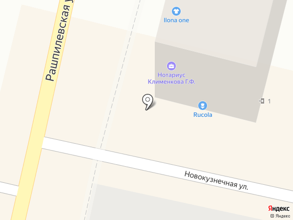 An store на карте Краснодара