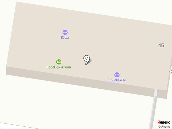 ArtWood23 на карте Краснодара