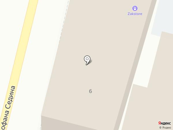 Ремонт-Мед на карте Краснодара