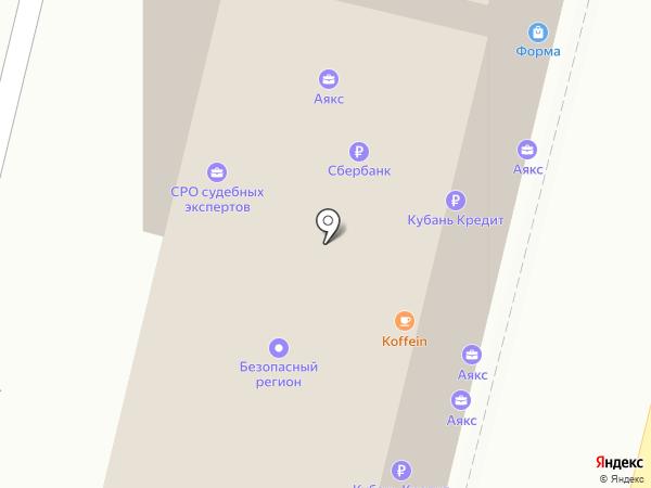 Жилищные возможности-ЮГ, ПК на карте Краснодара