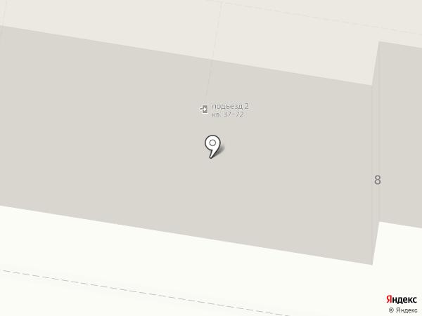 WaterProof на карте Краснодара