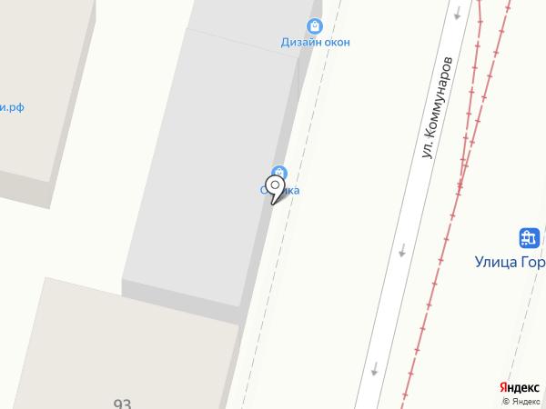 Ювелирная мастерская на карте Краснодара