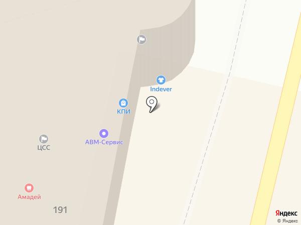 Price.Org.Russia на карте Краснодара