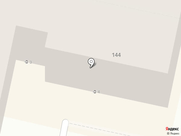 Медлюкс на карте Краснодара