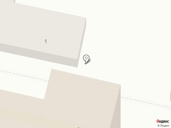 Mix Fit на карте Краснодара