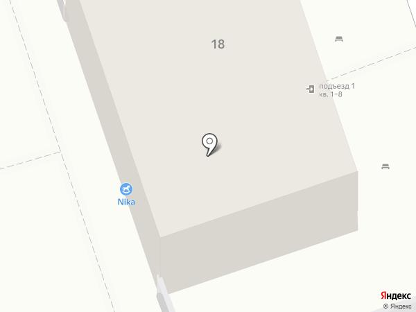 Жизнь на карте Краснодара