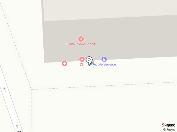 Apple-Service93 на карте Краснодара