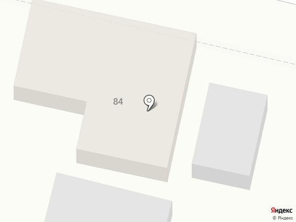 Времечко на карте Краснодара
