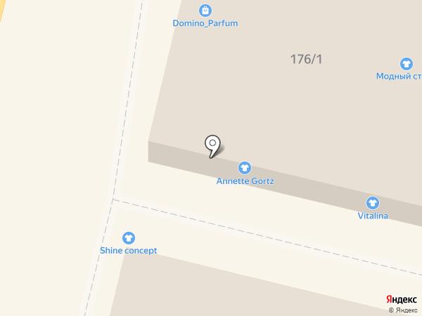 Ked Shop на карте Краснодара