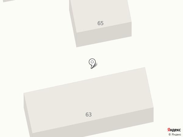 Магазин мясной продукции на Краснодарской (Новотитаровская) на карте Новотитаровской
