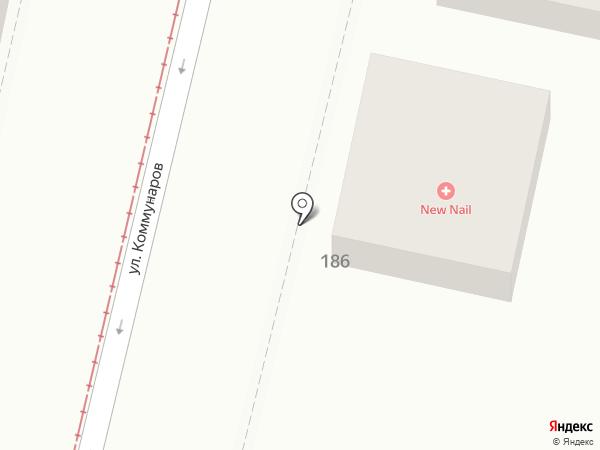 Фреш на карте Краснодара